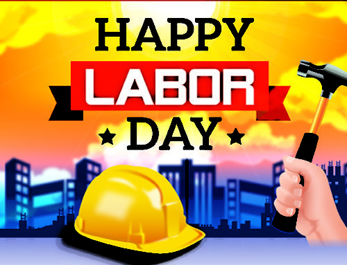 Labour Day Holiday 2019