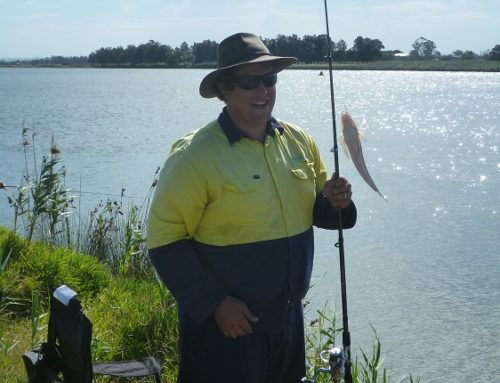 Inaugural Tattersall Lander Fishing Competition