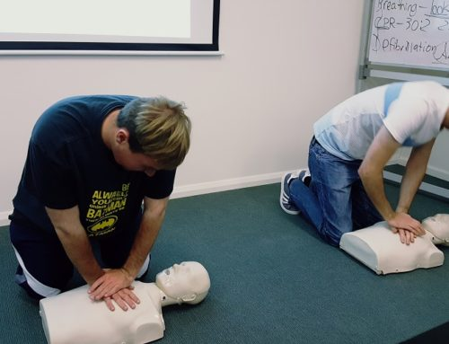 Staff Complete First Aid and CPR Courses